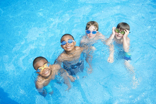 How Is Swimming Beneficial for Children?
