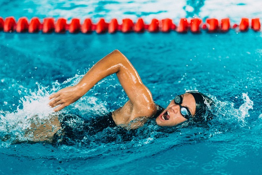 10 Odd Facts about Swimming
