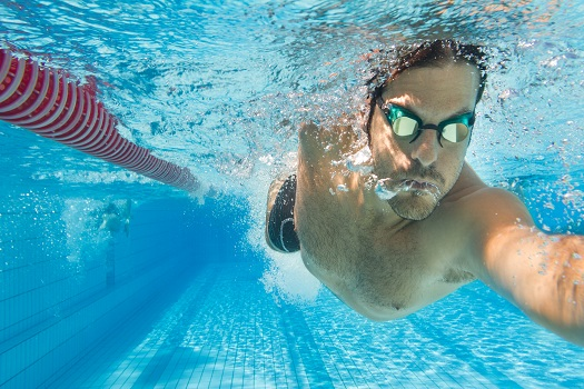 5 Ways Swimming is Good for Men