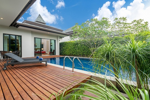 Why Should I Have a Deck Built for My Swimming Pool?
