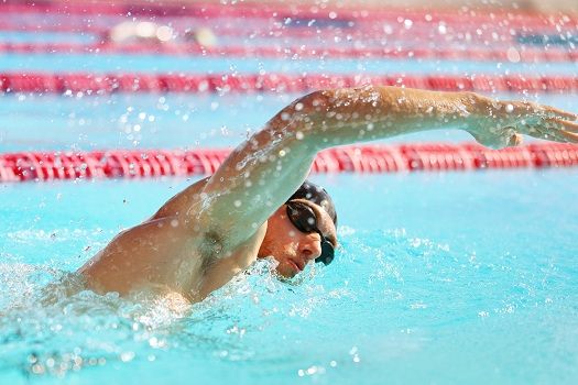 Can Swimming Boost Happiness?