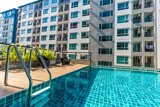 6 Benefits of Having a Pool in a Condo Complex