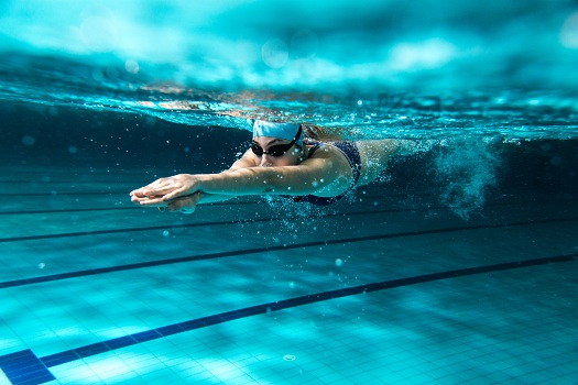 Can I Tone My Arms by Swimming?
